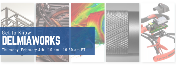 Register for our webinar, Get To Know DELMIAWORKS