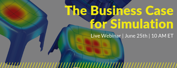 Register for our webinar, The Business Case for Simulation