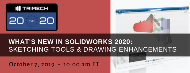 TriMech 20 for 20 - Whats New Sketching tools and drawing enhancements