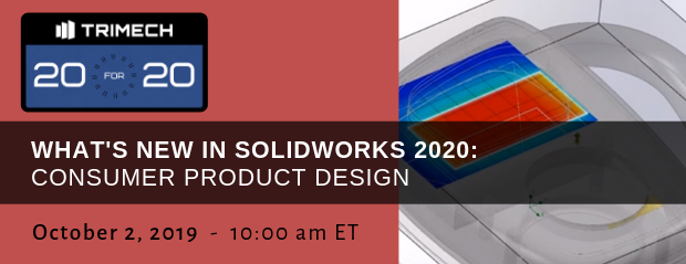 TriMech 20 for 20 - Whats New SOLIDWORKS 2020