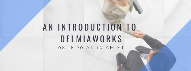 Register for our webinar, An Introduction to DELMIAWorks