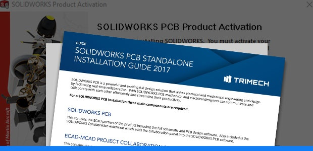 Landing Page Image SW PCB Standalone Installation Guide