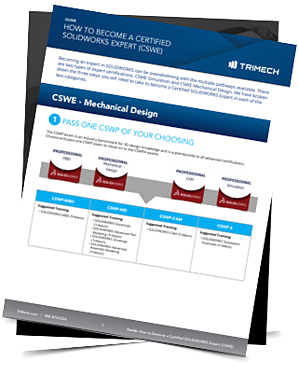 How to get SOLIDWORKS Certified Guide